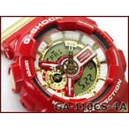 CASIO Gショック 限定 アナデジ腕時計 GA-110CS-4A