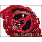 G-SHOCK Gショック 逆輸入海外モデル パンチング・パターン・シリーズ CASIO カシオ アナデジ 腕時計 レッド ブラック GA-110LPA-4ACR GA-110LPA-4A