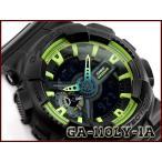 ショッピングg-shock ブラック G-SHOCK Gショック 逆輸入海外モデル CASIO カシオ アナデジ 腕時計 ブラック グリーン GA-110LY-1ACR GA-110LY-1A