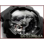 CASIO Gショック アナデジ腕時計 GA-110MB-1A