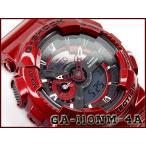CASIO Gショック アナデジ腕時計 GA-110NM-4A