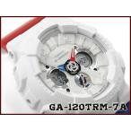 CASIO Gショック アナデジ腕時計 GA-120TRM-7A