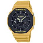 G-SHOCK Gショック ジーショック GA-2100シリーズ カシオ CASIO アナデジ 腕時計 イエロー ブラック GA-2110SU-9AJF 国内正規モデル