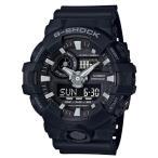 ショッピングShock G-SHOCK Gショック ジーショック カシオ CASIO アナデジ 腕時計 オールブラック GA-700-1BJF 国内正規モデル