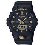 ショッピングShock G-SHOCK Gショック ジーショック カシオ CASIO アナデジ 腕時計 ブラック ゴールド GA-810B-1A9JF  国内正規モデル