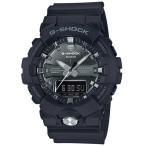 ショッピングShock G-SHOCK Gショック ジーショック カシオ CASIO アナデジ 腕時計 ブラック GA-810MMA-1AJF 国内正規モデル
