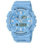 ショッピングShock G-SHOCK Gショック ジーショック G-LIDE ジーライド 2018年モデル カシオ CASIO アナデジ 腕時計 タイドグラフ ブルー GAX-100CSA-2AJF  国内正規モデル