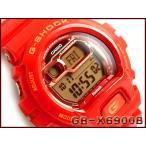 G-SHOCK Gショック ジーショック カシオ CASIO 限定モデル Bluetooth対応モデル デジタル 腕時計 オレンジ GB-X6900B-4CR GB-X6900B-4