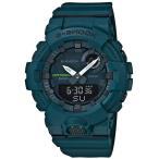 ショッピングShock G-SHOCK Gショック ジーショック G-SQUAD ジー・スクワッド カシオ CASIO  Bluetooth モバイルリンク アナデジ 腕時計 グリーン GBA-800-3AJF 国内正規モデル