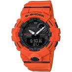 ショッピングShock G-SHOCK Gショック ジーショック ジースクワッド カシオ CASIO アナデジ 腕時計 モバイルリンク オレンジ ブラック GBA-800-4AJF  国内正規モデル