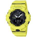 ショッピングShock G-SHOCK Gショック ジーショック G-SQUAD ジー・スクワッド カシオ CASIO Bluetooth モバイルリンク アナデジ 腕時計 イエロー GBA-800-9AJF 国内正規モデル