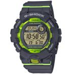 ショッピングShock G-SHOCK Gショック ジーショック G-SQUAD ジースクワッド カシオ CASIO デジタル 腕時計 モバイルリンク グレー グリーン GBD-800-8JF 国内正規モデル