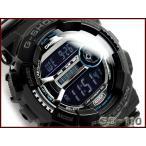 ショッピングShock G-SHOCK Gショック ジーショック g-shock gショック L-SPEC ブラック GD-110-1JF