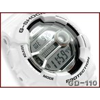 ショッピングShock G-SHOCK Gショック ジーショック g-shock gショック L-SPEC ホワイト GD-110-7JF