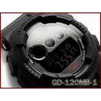 CASIO Gショック デジタル 腕時計 GD-400-1CR