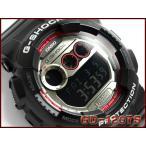 CASIO Gショック デジタル 腕時計 GD-120TS-1DR