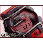 CASIO Gショック デジタル 腕時計 GD-400-4