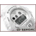 G-SHOCK Gショック 限定モデル カシオ CASIO デジタル 腕時計 カモフラージュシリーズ スノーカモ ホワイト GD-X6900MC-7