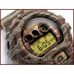 ショッピングCASIO CASIO G-SHOCK カシオ Gショック 限定モデル (カモフラージュシリーズ) 逆輸入海外モデル デジタル 腕時計 迷彩グリーン GD-X6900TC-5