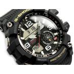 G-SHOCK Gショック ジーショック MUDMASTER マッドマスター 逆輸入海外モデル  カシオ アナデジ 腕時計 ブラック GG-1000-1A