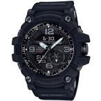 ショッピングGG G-SHOCK Gショック マッドマスター 限定 35th Anniversary BIG BANG BLACK カシオ CASIO アナデジ 腕時計 ブラック GG-1035A-1AJR 国内正規モデル