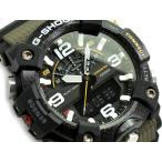 G-SHOCK MUDMASTER マッドマスター CASIO アナデジ 腕時計 ブラック カーキグリーン GG-B100-1A3DR 海外モデル 逆輸入