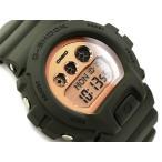 G-SHOCK Gショック ジーショック カシオ 限定 Sシリーズ デジタル 腕時計 カーキグリーン ピンクゴールド GMD-S6900MC-3の画像