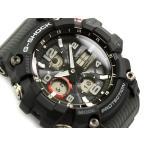 G-SHOCK Gショック MUDMASTER 逆輸入海外モデル カシオ アナデジ ソーラー 腕時計 ブラック グレー GSG-100-1A8