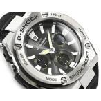 G-SHOCK G����å� G�������� G-STEEL ������ǥ� ������ �����顼 �ӻ��� �֥�å� ����С� ���ե쥶�� GST-S130C-1A