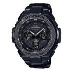 ショッピングG-SHOCK カシオ CASIO G-SHOCK カシオ Gショック G-STEEL Gスチール GST-W100G ベース ソーラー 電波 アナデジ 腕時計 ブラック GST-W110BD-1BJF 国内正規モデル