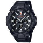 ショッピングShock G-SHOCK Gショック ジーショック G-STEEL Gスチール カシオ CASIO アナデジ 腕時計 電波 ソーラー  ブラック ブラック GST-W130BC-1AJF  国内正規モデル