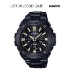 ショッピングShock G-SHOCK Gショック ジーショック G-STEEL Gスチール カシオ CASIO 電波ソーラー アナデジ メンズ 腕時計 ブラック GST-W130BD-1AJF 国内正規モデル