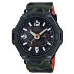 ショッピングGW G-SHOCK Gショック マスター・イン・オリーブドラブ カシオ CASIO 電波ソーラー アナデジ 腕時計 グリーン カモフラ GW-4000SC-3AJF 国内正規モデル