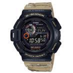 ショッピングGW カシオ CASIO G-SHOCK カシオ Gショック  マスターオブG カモフラージュ 電波ソーラー マッドマン 腕時計 ベージュ GW-9300DC-1JF GW-9300DC-1 国内正規モデル