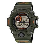 カシオ Gショック レンジマン CASIO G-SHOCK RANGEMAN 限定 メン・イン・カモフラージュ 電波 ソーラー 腕時計 カーキグリーン GW-9400CMJ-3JR 国内正規モデル