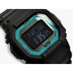 G-SHOCK Gショック Bluetooth モバイルリンク機能 海外モデル カシオ 電波 ソーラー 腕時計 ブラック ブルー GW-B5600-2