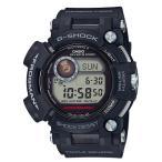 カシオ CASIO G-SHOCK カシオ Gショック MASTER OF G FROGMAN ISO規格200m 電波ソーラー デジタル 腕時計 ブラック GWF-D1000-1JF 国内正規品