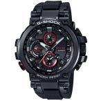ショッピングShock G-SHOCK Gショック ジーショック カシオ CASIO アナログ 腕時計 電波 ソーラー スマートフォンリンク ブラック  MTG-B1000B-1AJF 国内正規モデル