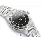 CASIO カシオ SHEEN シーン 女性用 アナログ 腕時計 逆輸入海外モデル ストーンベゼル SHE-4500D-1A