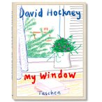 David Hockney My Window Collector's Edition デイヴィッド・ホックニー【サイン入り】