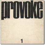 【古書】Provoke Vol.1〜3 3冊セット