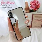 スマホケース ミラーケース 鏡 背面ミラー アイフォンケース ミラー カバー 背面鏡  iPhone 11Pro Max 11 X XR XS Max iPhone8 7 6
