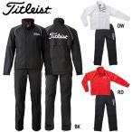 タイトリスト TITLEIST ストレッチレインスーツ TSMR1592 ゴルフ用品