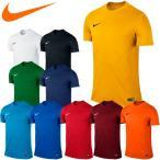 【メール便対応】ナイキ NIKE ゲームシャツ 半袖Tシャツ メンズ DIR-FIT パークVI S/S サッカー 743362
