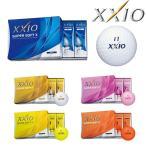 ゼクシオ スーパーソフトX ゴルフボール SUPER SOFT X 1ダース(12球) 2017モデル