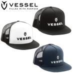 【クーポン対象商品】ベゼル ゴルフ ハッツ クラシック トラッカー VH1973 メンズ 帽子 キャップ