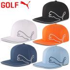 プーマ ゴルフ モノライン 110 スナップバック キャップ 帽子 023028