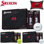 【期間限定】【送料無料】【ポイント10倍】 スリクソン ゴルフ Z-STAR XV ゴルフボール 1ダース 12球入り 2021モデル 日本仕様