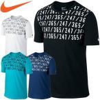 ナイキ 半袖Tシャツ メンズ トレーニングウェア DRI-FITコットン365/274パターンブロックTシャツ NIKE 779157 2016年春夏