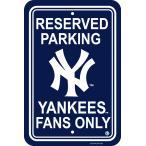 ニューヨーク・ヤンキース MLB パーキングサイン